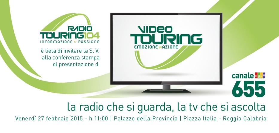 Video Touring_invito copia