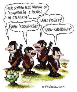 ndrangheta e politica