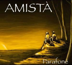 Copertina disco Amistà