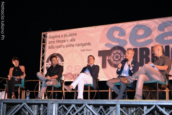SeaT3 palco