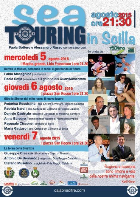 seaTouring Scilla