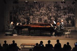 3 piano generations - set