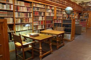 Biblioteca antica montserrat