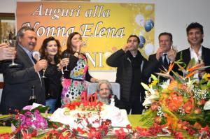 Elena Sculco 101 anni