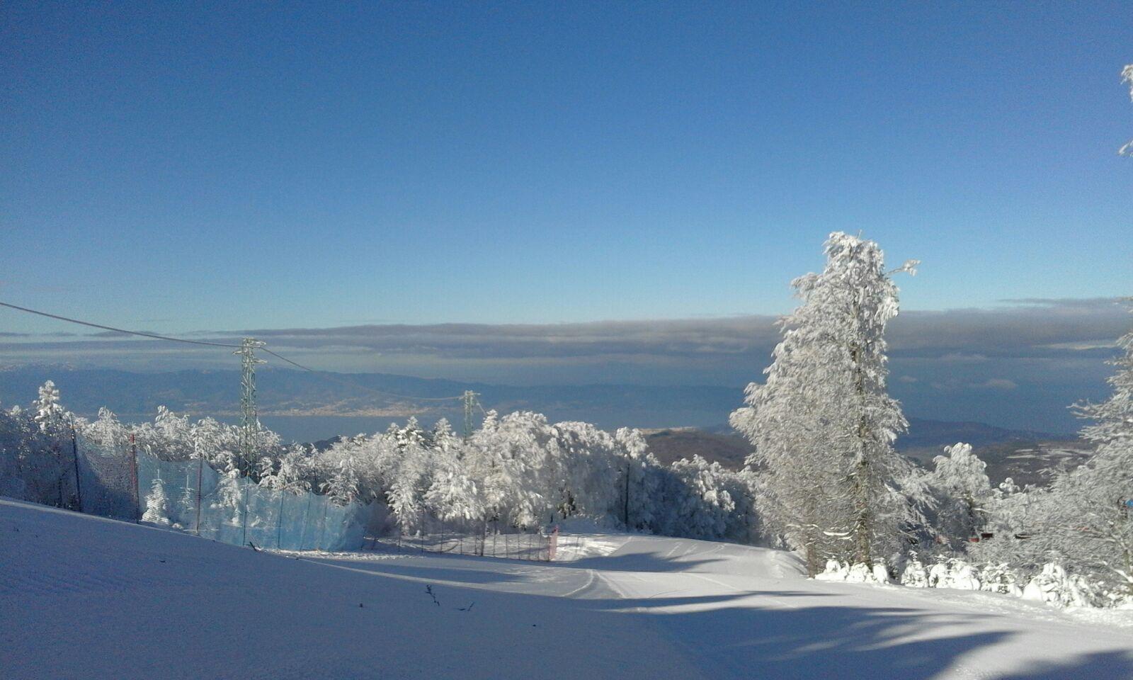 Risultati immagini per neve aspromonte