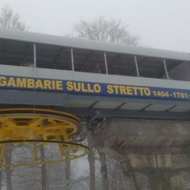 nuovo impianto di risalita Gambarie sullo Stretto
