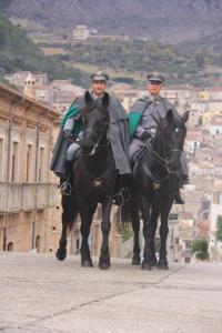 reparto a cavallo Pollino