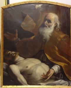 Mattia Preti - La Santissima Trinità