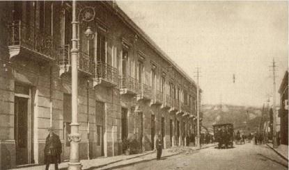 foto storica illuminazione corso garibaldi 2