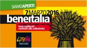 libera benitalia 2016