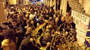 Tiberio sit-in 2