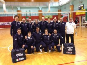 nazionale volley aned