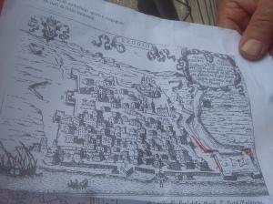 Rc Garibaldi mappa