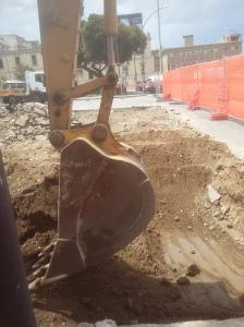 Rc Garibaldi scavi 1
