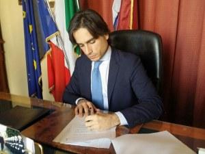 Giuseppe Falco firma
