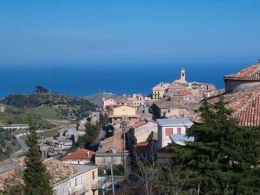 Badolato borgo - Calabria jonica