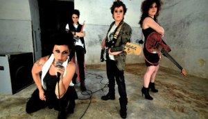 LE RIVOLTELLE band