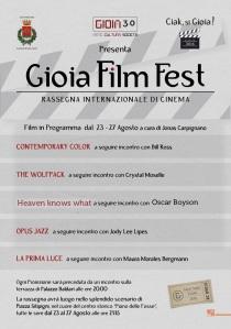 GioiaFilmFest