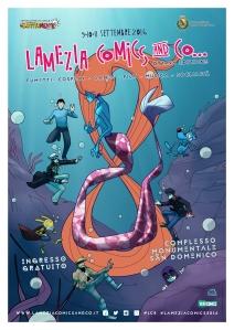 Lamezia Comics 2016