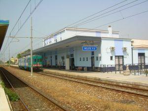 Melito PS stazione ferrovia