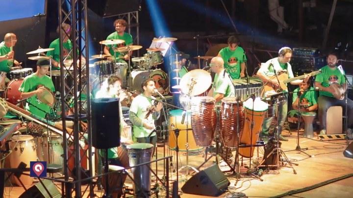 tamburi di Scorziello