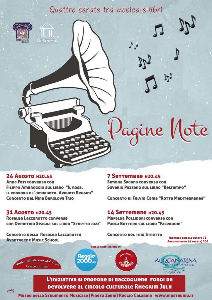 Pagine note