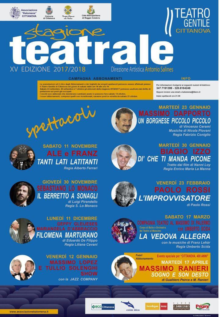 CCG teatro calendario