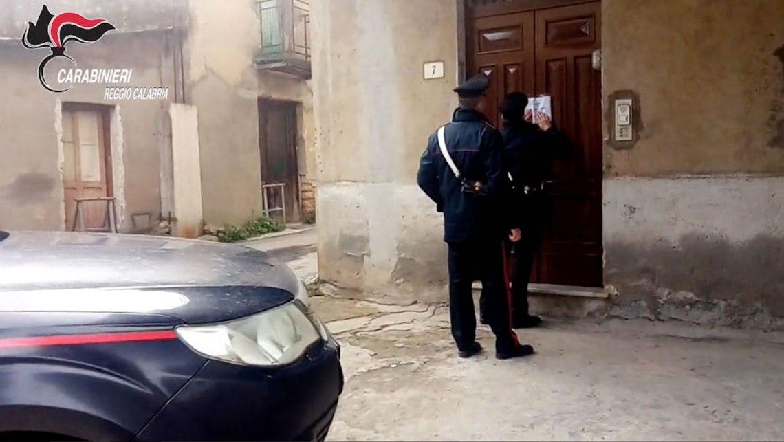 carabinieri omicidio oppido