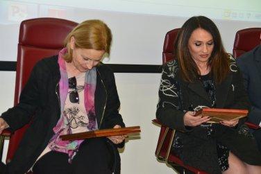 Cittanova TGullace Gabriella e Patrizia Gullace