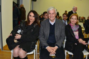 Cittanova TGullace Patrizia Gullae, Piero Badaloni, Gabriella Gullace