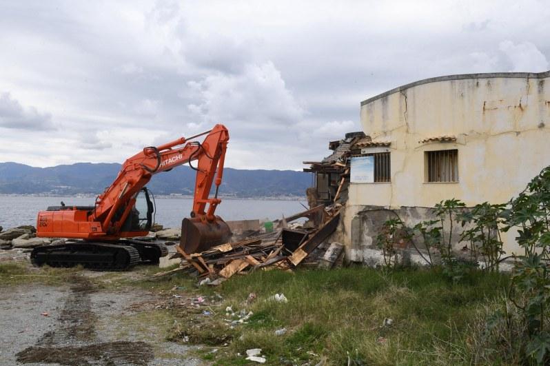 demolizione gallico 5